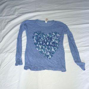 Arizona fitted kids sweater